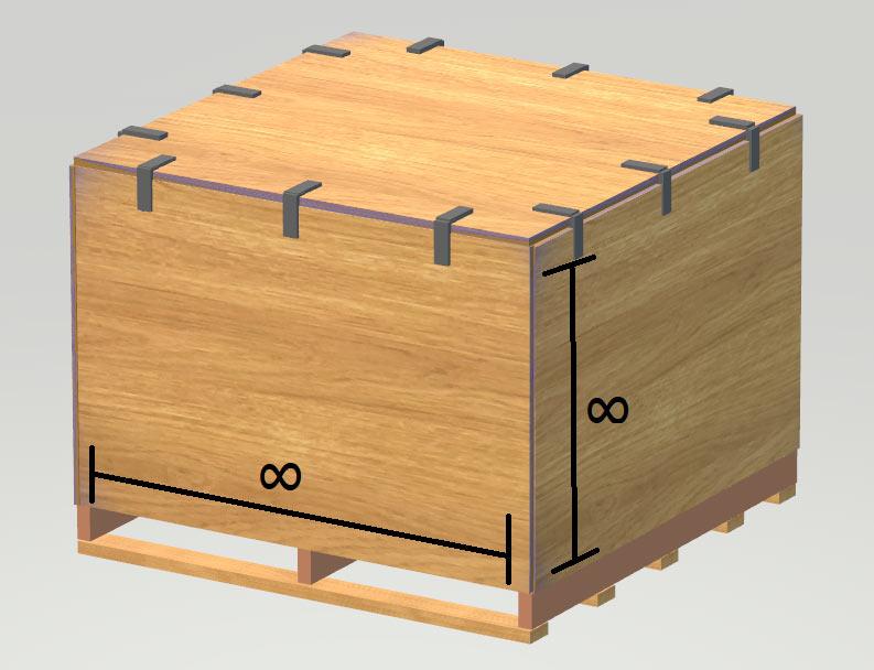 Custom Size Crate